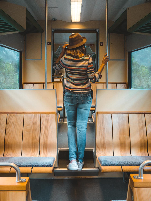Lauterbrunnen, rack railway, Switzerland. Photo: https://fabiocrudele-photography.com. Image©www.thingstodot.com.