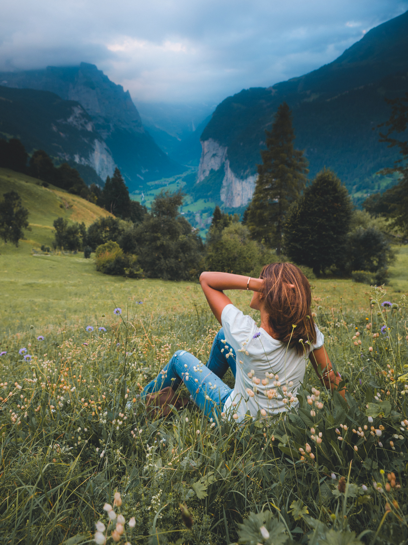 Wengen, Lauterbrunnen Valley, Switzerland. Photo: https://fabiocrudele-photography.com. Image©www.thingstodot.com.