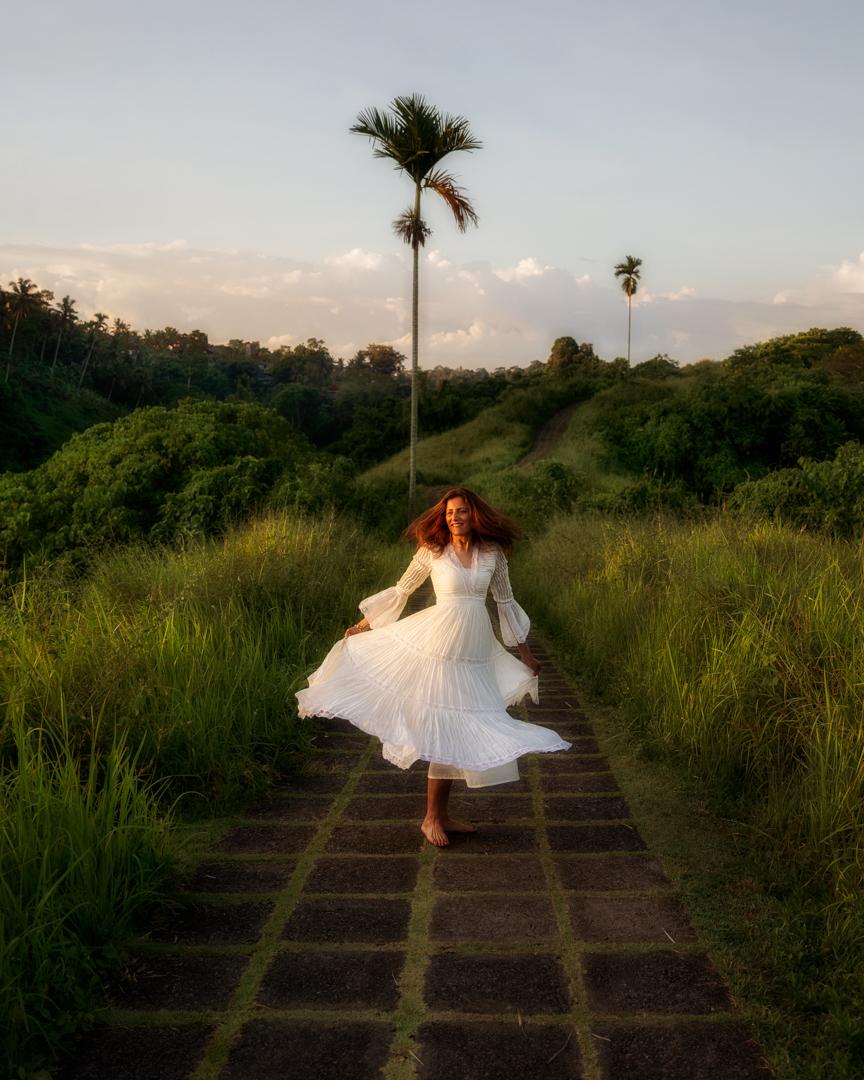Campuhan Ridge Walk, Ubud, Bali, Indonesia. Photo: Adi Sumerta.