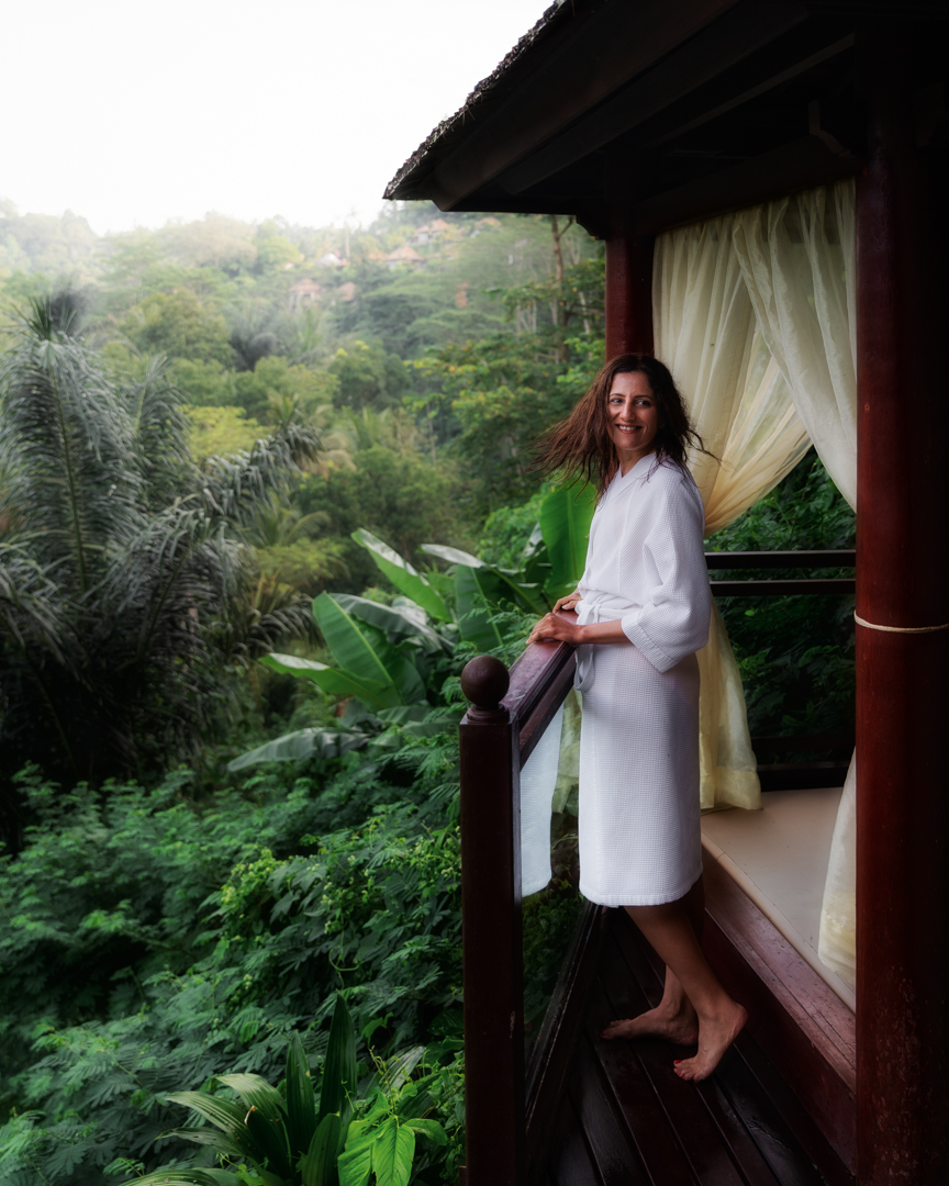 Kupu Kupu Barong Resort & Spa, Ubud, Bali.