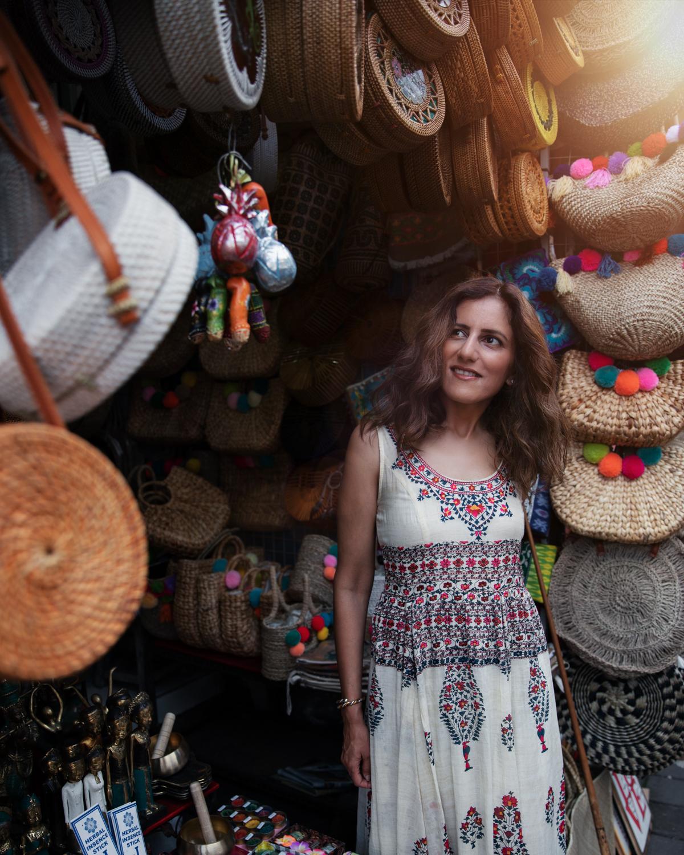 Ubud art market, Bali Indonesia. Photo: Adi Sumerta.