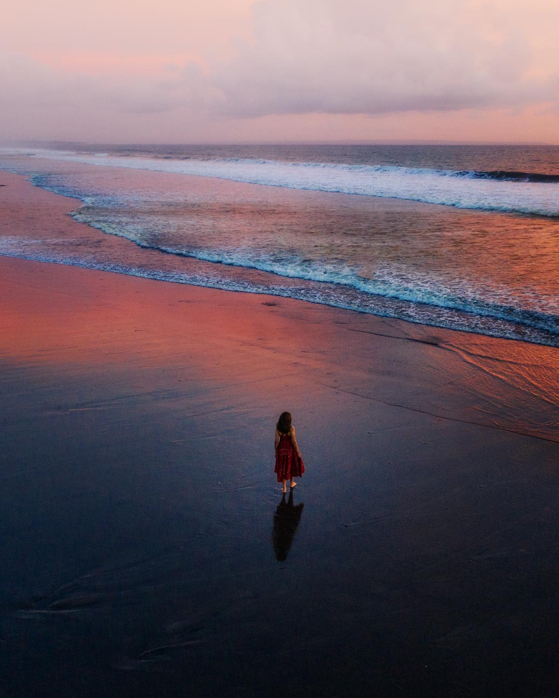 Pasut Beach, Bali, Indonesia. Photo: Adi Sumerta.