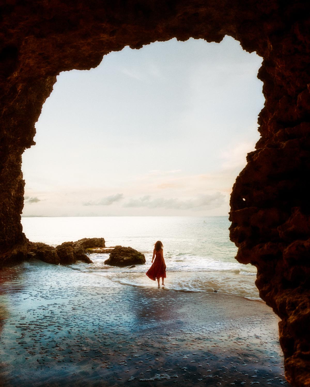 Tegal Wangi Beach, Jimbaran, Bali, Indonesia. Photo: Adi Sumerta.