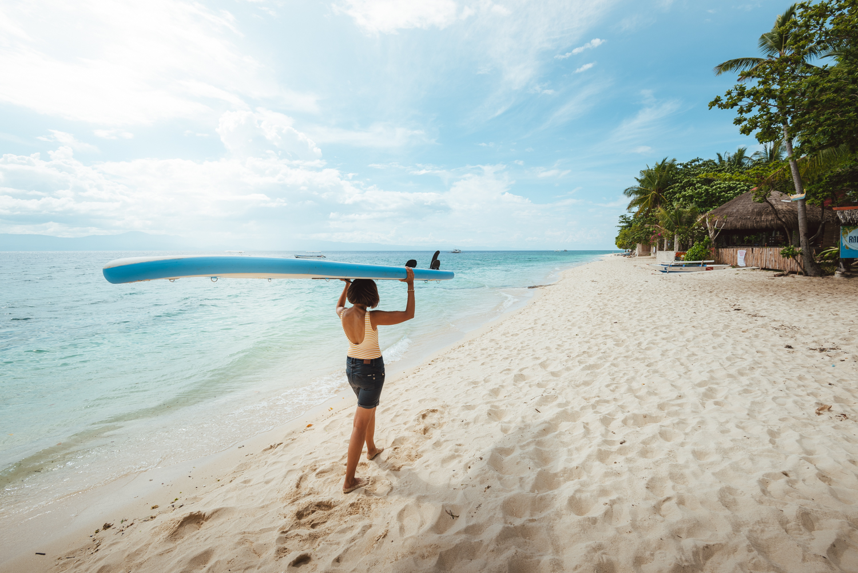 White Beach, Moalboal, Philippines. Photo: Brad Chilby (https://chilby.com.au/). Photo©www.thingstodot.com.