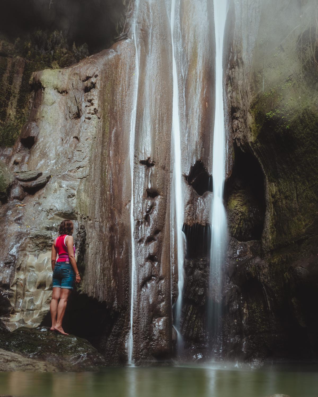 Binalay Hidden Falls, Samboan, Cebu, Philippines. Photo: Brad Chilby (https://chilby.com.au/). Photo©www.thingstodot.com.