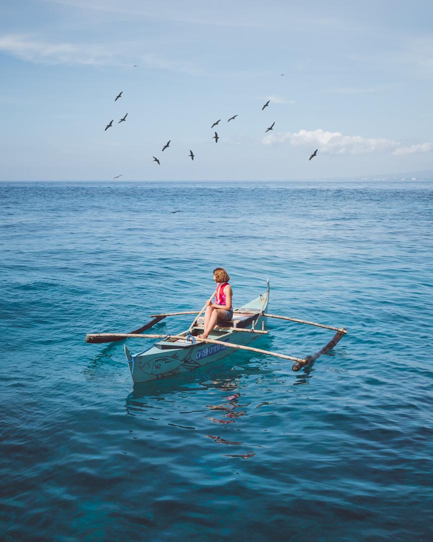 Sumilon Island, Cebu, Philippines. Photo: Brad Chilby (https://chilby.com.au/). Photo©www.thingstodot.com.