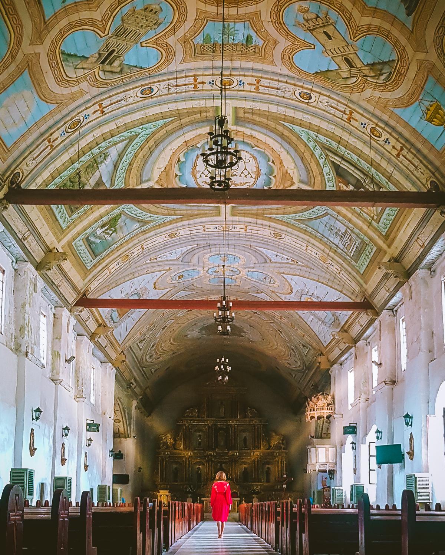 Boljoon Church, Cebu, Philippines. Photo: Brad Chilby (https://chilby.com.au/). Photo©www.thingstodot.com.