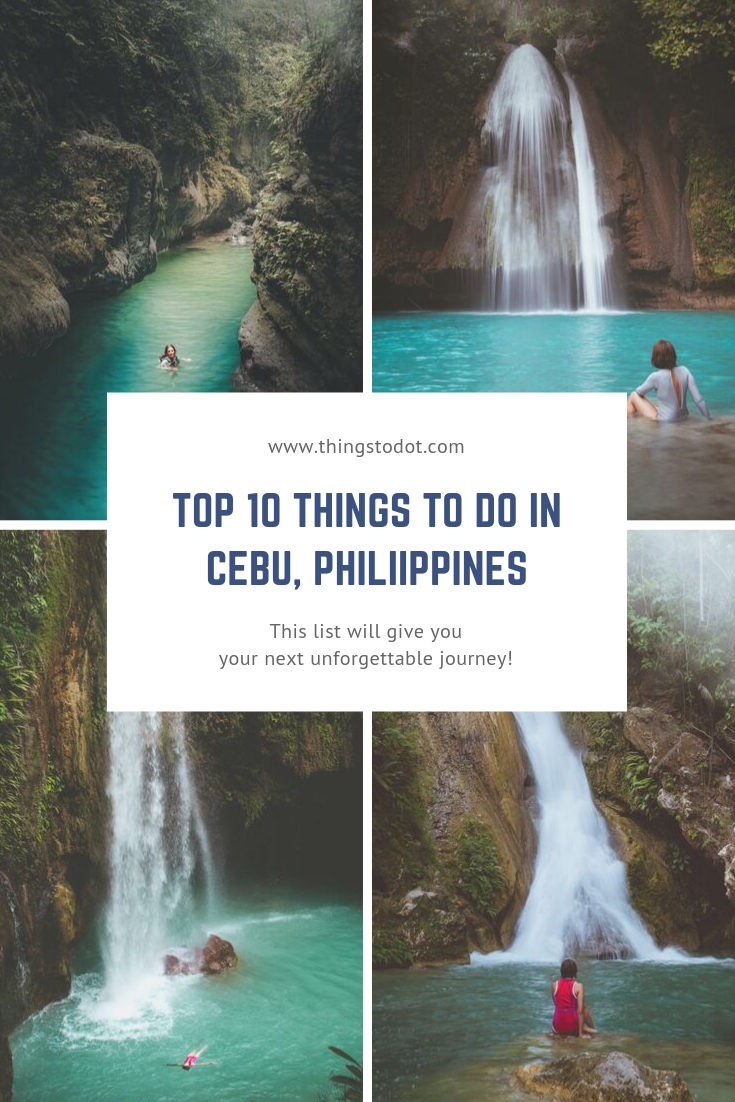 Philippines, top ten things to do