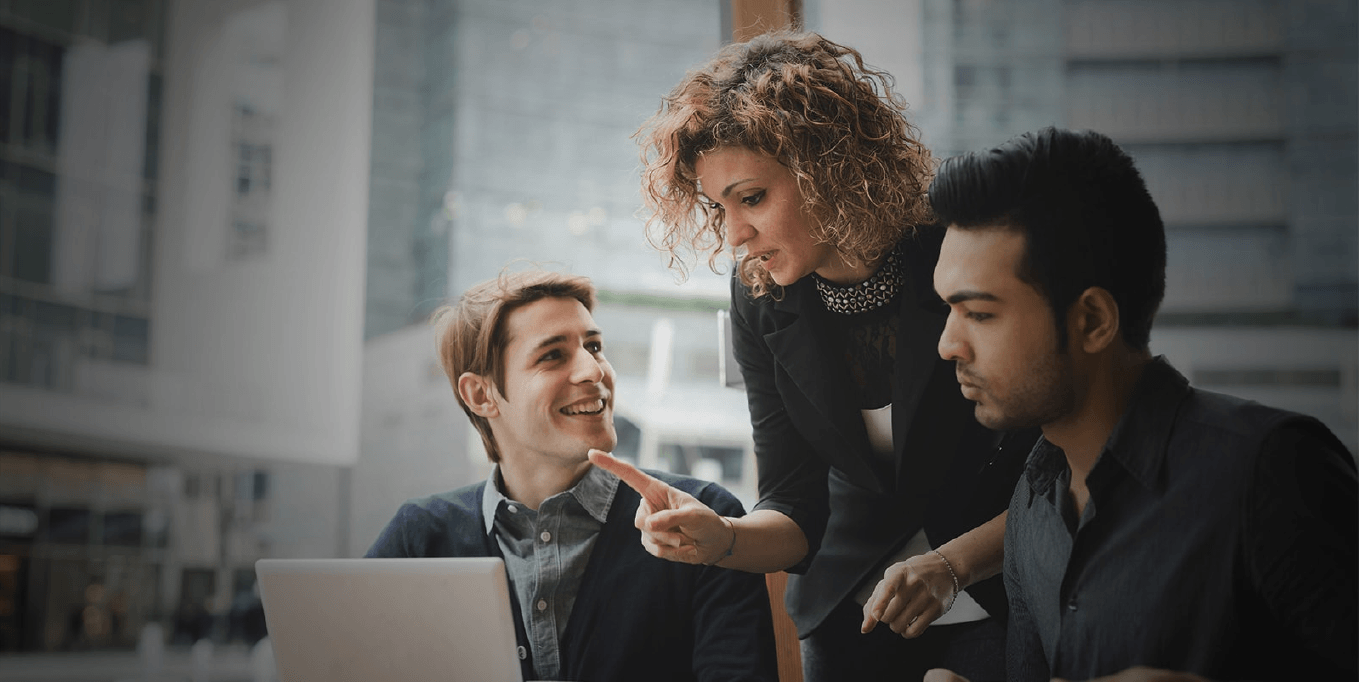 In Finance industry   We are the leader   You have ideas, goals, and dreams. We have a culturally diverse, forward thinking team looking for talent like.