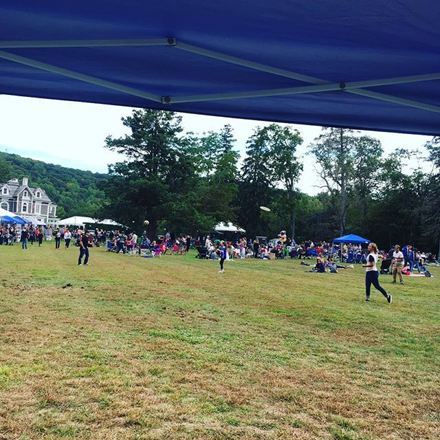 At Torne Valley Autumn Music Festival until 6:30pm! Great music and vendors...$15 entry fee. Perfect weather here at the base of the mighty Torne Mt.!
