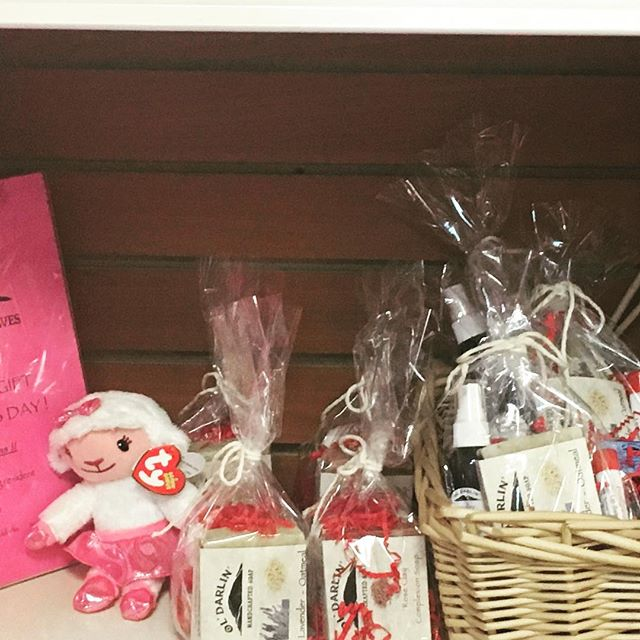 Valentine's Day gift packs now available at Haas Pharmacy in Sloatsburg! Give a natural gift to someone special, or treat yourself. Self care is very important and the essential oils in these products will sooth and uplift your spirits. #naturalbodycare #naturalsoaps #sloatsburgny  #valentinesdaygift