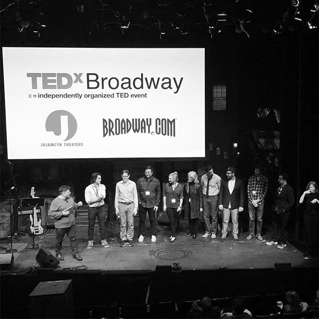 A special thanks to all of our #TEDxBway alumni speakers for continuing to support the event!