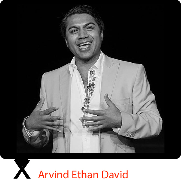 Arvind Ethan David