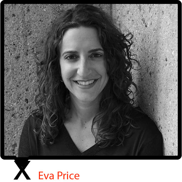 Eva Price  is a three-time Tony Award-winning producer of over 15 Broadway plays, musicals and concerts, a member of The Broadway League's Board of Governors, and on the producing team of Killer Content and Abigail Disney's venture Level Forward. Credits: Oklahoma! (Tony Award for Best Revival); Jagged Little Pill (A.R.T., Broadway); What the Constitution Means to Me (Broadway, National Tour); Angels in America (Tony-winning revival starring Nathan Lane and Andrew Garfield); Dear Evan Hansen (six Tony Awards including Best Musical); On Your Feet!; Frankie Valli and the Four Seasons on Broadway!; Peter and the Starcatcher (five Tony Awards); Colin Quinn Long Story Short (directed by Jerry Seinfeld); Annie (Tony-Nominated Musical Revival); The Merchant of Venice starring Al Pacino (Tony-Nominated Play Revival); Carrie Fisher's Wishful Drinking; The Addams Family; Off-Broadway: Cruel Intentions: The '90s Musical; Drama Desk-nominated Found; The Lion (Drama Desk-winner, Off-West End-winner); Small Mouth Sounds. Touring: The Hip Hop Nutcracker with Rap icon Kurtis Blow; The Magic School Bus Live!: The Climate Challenge; Ella, a bio musical about the life and music of Ella Fitzgerald.