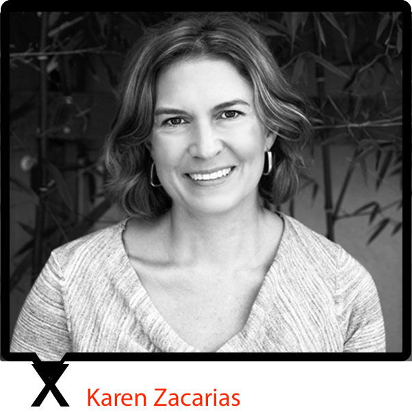 Karen Zacarías  is one of the most produced playwrights in the nation. She is one of the inaugural Resident Playwrights at Arena Stage in Washington, D.C., and is a core founder of the LATINX THEATRE COMMONS. She is the founder of Young Playwrights' Theater, an award winning theater company that teaches playwriting in local public schools in Washington, D.C.