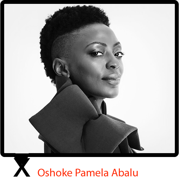 """Oshoke Pamela Abalu  is the co-founder of Love & Magic Company, a tech-forward consultancy powered by Love, Magic & Artificial Intelligence. Their mantra? The Kahlil Gibran verse, """"Work is love made visible."""" Abalu pioneers human-centered design solutions that infuse consciousness, energy flow, and inclusivity into global workplace transformations. A  Crain's  40 Under 40 honoree, she is reimagining the future of work through ecosystem innovations like """"Inclusion & Symphony"""" and """"Smiles Per Square Foot,"""" where people and technology work side by side to improve lived experiences and amplify human potential. Licensed at the age of 26 as the 179th living licensed black female architect in the U.S., she has since led the transformation of over $1B of workplaces for thousands of individuals in 65 countries. Abalu and her work have been featured in  TIME, Smart Planet, Real Simple Magazine, Domino Magazine, Interior Design Magazine, The Network Journal , ABC, NBC, FOX, CBS,  Fast Company , and more."""