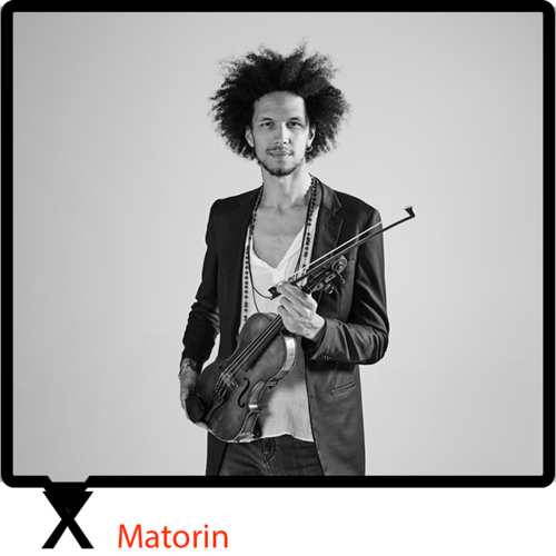 Born in Rio de Janeiro, Brazil, violinist, composer and producer Matorin began performing professionally at the age of 15 and has since had the honor of being featured as a soloist at such prestigious institutions as Carnegie Hall, Lincoln Center, The Kennedy Center and The MoMA. He's played for such dignitaries as Oprah, Billy Joel and General Colin Powell. While rooted in classical and jazz traditions, his music is also influenced by modern dance and grooves from around the world to create immersive, genre-bending sonic textures and landscapes using sound effects and loops. As an event curator, Matorin has worked with world class talent over the last 5 years to produce inspiring experiences as diverse as intimate cacao ceremonies and soundbaths to epic 28-hour marathon collaborative performances. Most recently, Matorin's marathon performance – a total of 100,000 seconds – was in concert with New York-based nonprofit Peace Accelerators to raise money for its Farms Not Arms program, which teaches Syrian refugees in Beirut's Shatila Refugee Camp how to use state of the art sustainable farming technology.