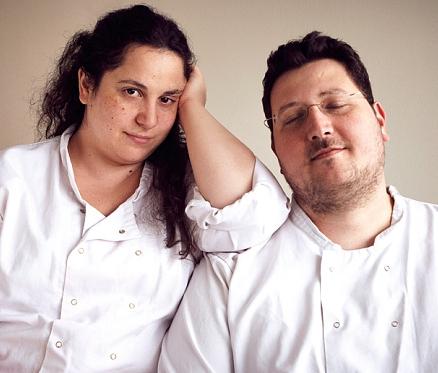 Honey & Co. - Sarit Parker and Itamar Srulovich