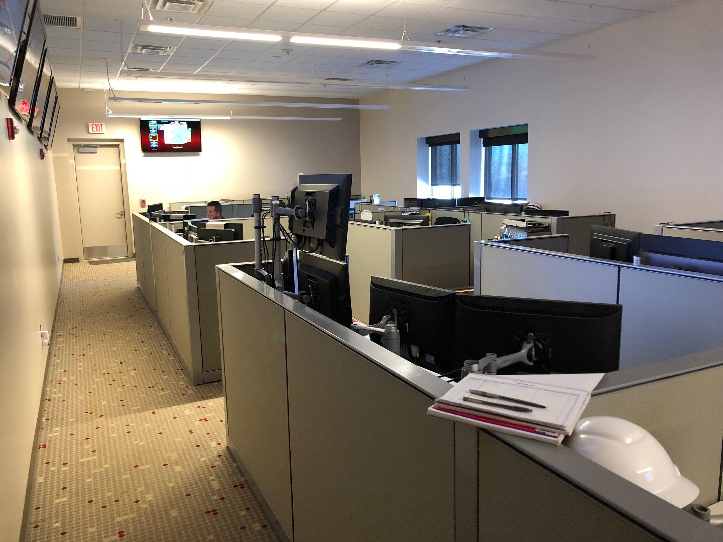 Aurora, CO - building expansion, office & restroom remodel