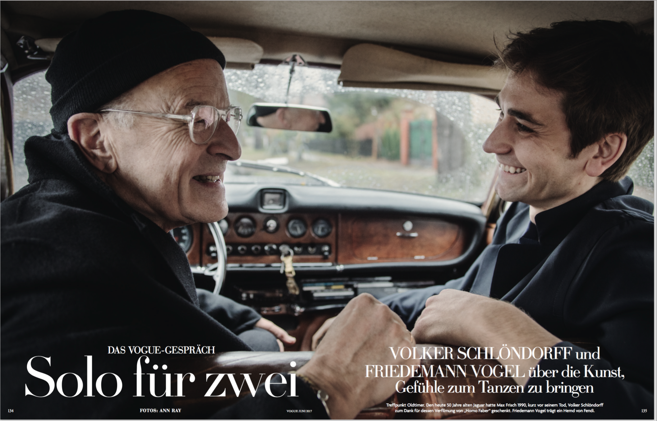 Vogue Germany June 2017