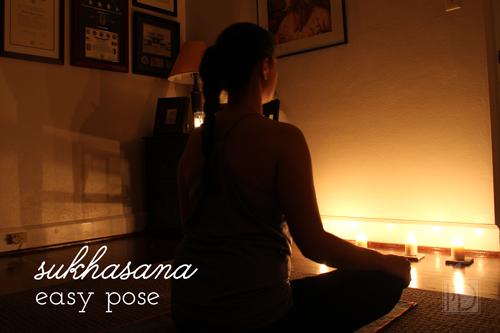 Sukhasana - Easy Pose