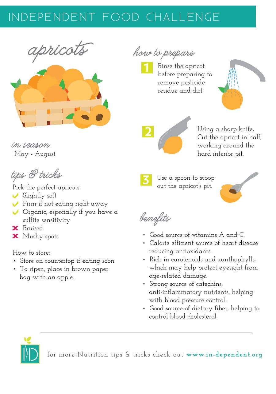 How to prepare Apricots