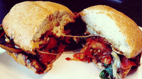Pan Seared Artichoke and Tomato