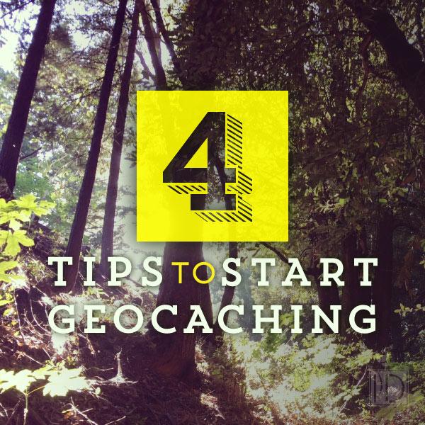 Four Tips to Start Geocaching