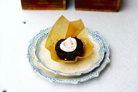 Kale Cupcakes