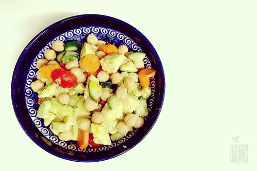 End of the Week Salad