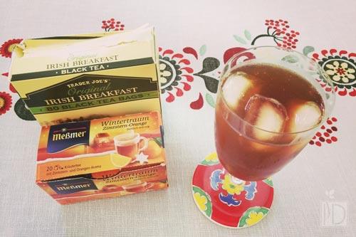 Iced Tea Mashup