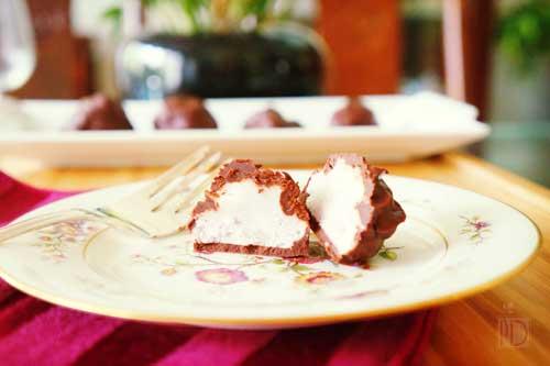 Strawberry Creme Truffles