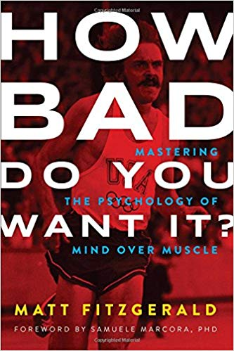 How Bad Do You Want It? by Matt Fitzgerald - Topics: FitnessThe greatest athletic performances spring from the mind, not the body. Elite athletes have known this for decades and now science is learning why it's true. In his fascinating new book How Bad Do You Want It?, coach Matt Fitzgerald examines more than a dozen pivotal races to discover the surprising ways elite athletes strengthen their mental toughness. The new psychobiological model of endurance performance shows that the most important question in endurance sports is: how bad do you want it? Fitzgerald's fascinating book will forever change how you answer this question and show you how to master the psychology of mind over muscle. These lessons will help you push back your limits and uncover your full potential.