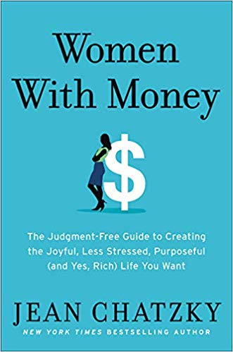 Women with Money by jean Chatzky - Topics: MoneyAsk successful women what they want from their money and they'll tell you: independence, security, choices, a better world, and--oh yes--way less stress, not just for themselves but for their kids, partners, parents, and friends. Through a series of HerMoney Happy Hour discussions (when money is the topic, wine helps) and one-on-one conversations, Jean Chatzky gets women to open up about the one topic we still never talk about. Then she flips the script and charts a pathway to this joyful, purpose-filled life that today's women not only want, but also, finally, have the resources to afford.Women With Money shows readers how to wrap their hands around tactical solutions to get paid what they deserve, become inspired to start businesses, invest for tomorrow, make their money last, and then use that money to foster secure relationships, raise independent and confident children, send those kids to college, care for their aging parents, leave a legacy, and--best of all--bring them joy!