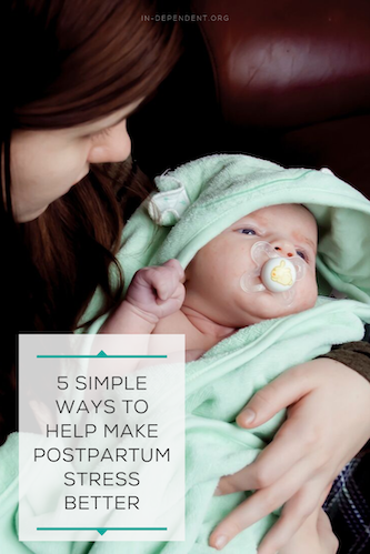 5 simple ways to help make postpartum stress better.png