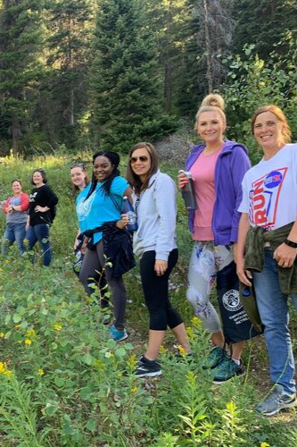 Chris Kyle Frog Foundation's Empowered Spouses Retreat