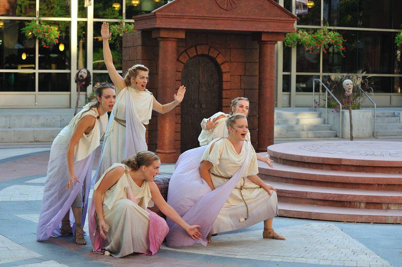 Iphigenia in Tauris - by Euripides - World Premiere Adaptation