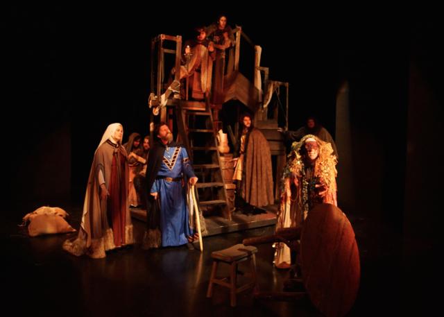 Beowulf - World Premiere Adaptation by Tobin Atkinson
