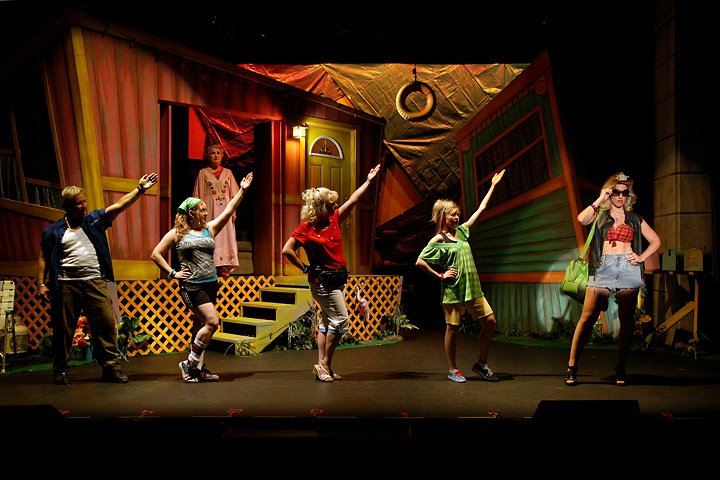 The Great American Trailer Park Musical - by David Nehls & Betsy Kelso