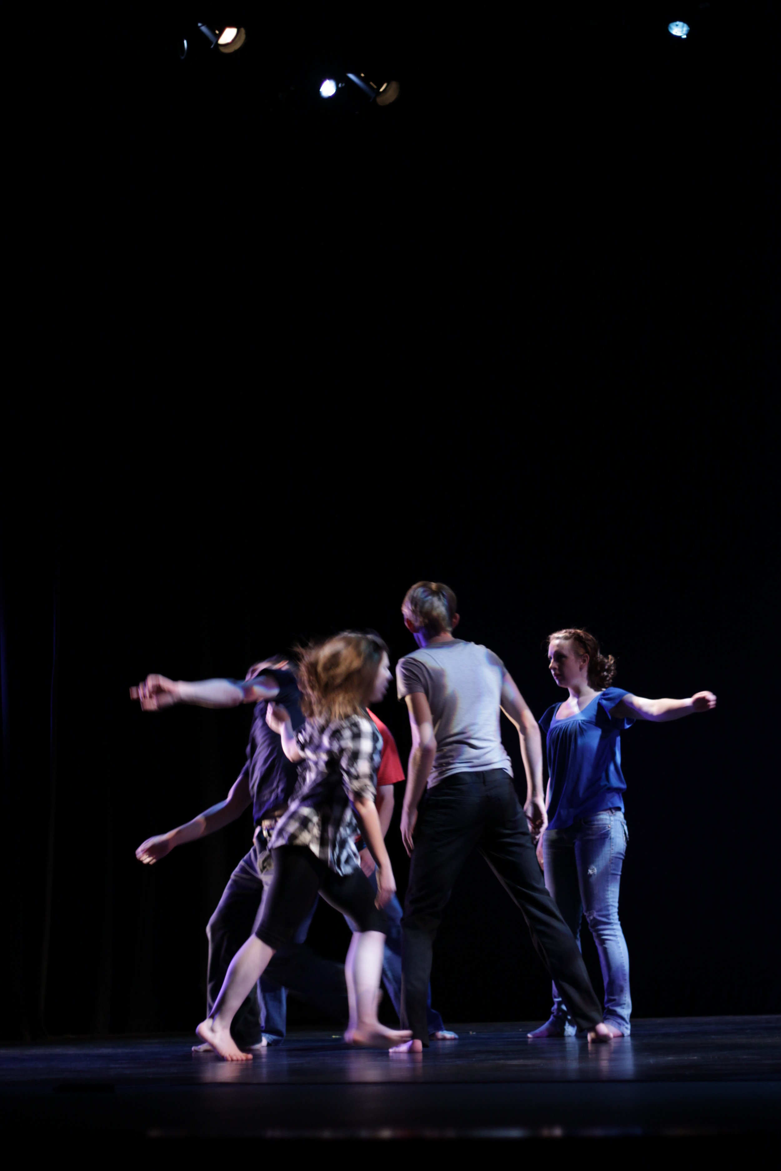 e pluribus unum? - Desert Dance Theatre