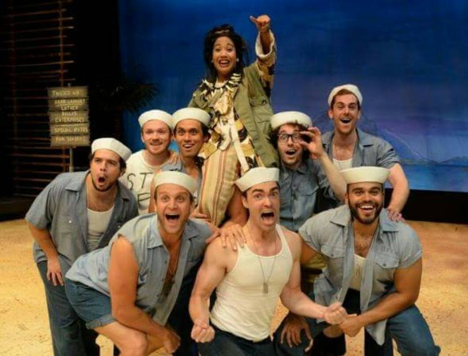 South Pacific - by Richard Rodgers & Oscar Hammerstein II