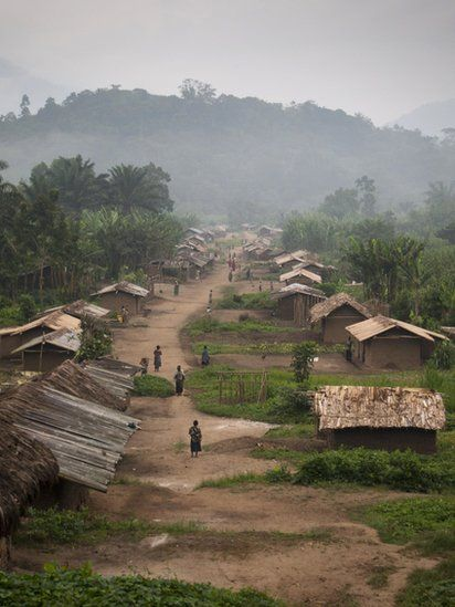 Rural Congo, image via Pinterest