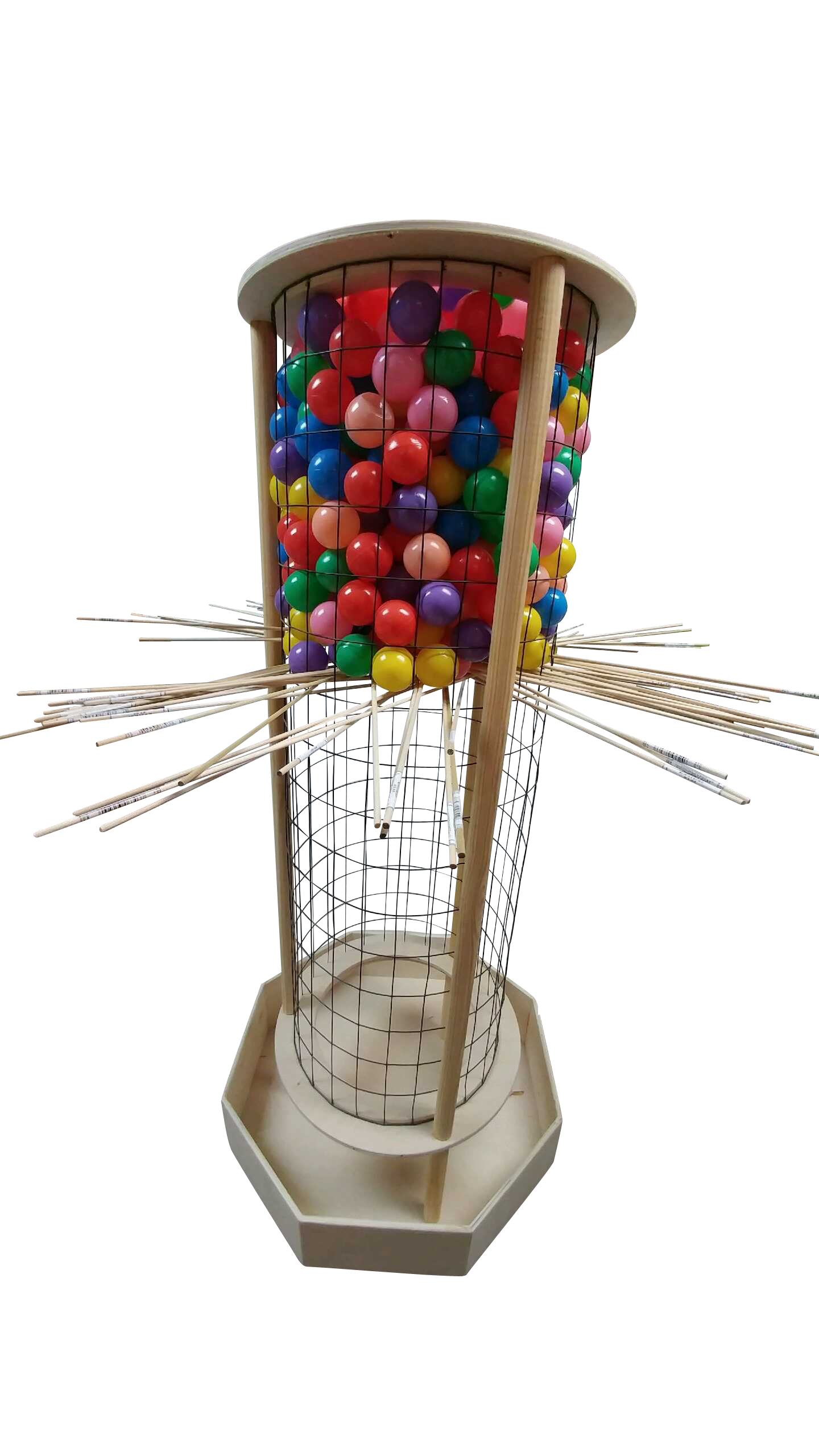 Mega Plunk Ball Drop Game Rental