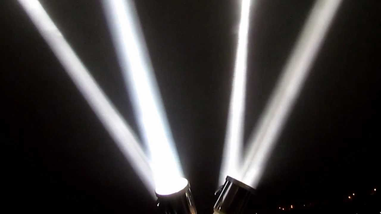 Milwaukee, Madison, Appleton, Green Bay, Wisconsin Searchlight truck skylight rental