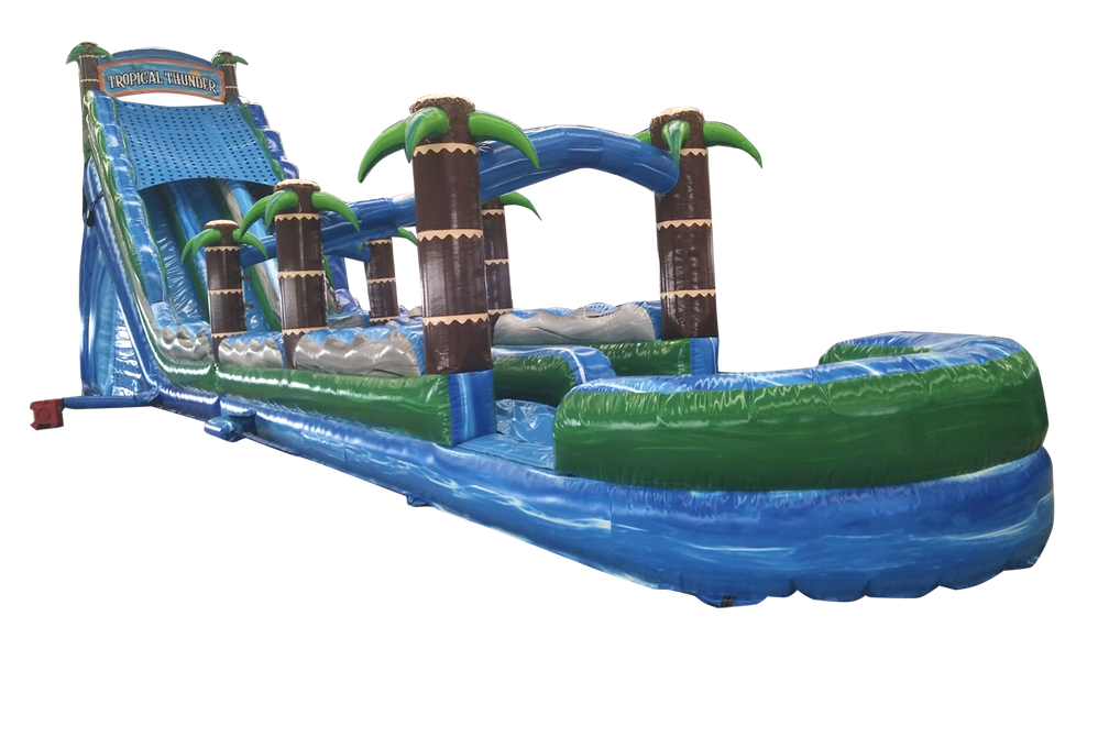 Milwaukee Water Slide and Slip n Slide Rental