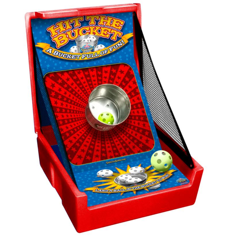racine carnival game rental