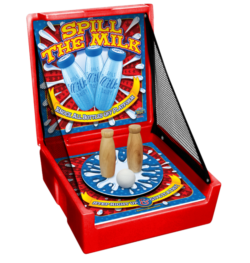 mequon carnival game rental