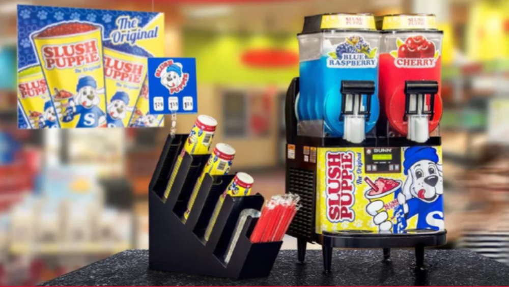 Slushie machine rental in Waukesha, Madison, Milwaukee, and Mequon Wisconsin