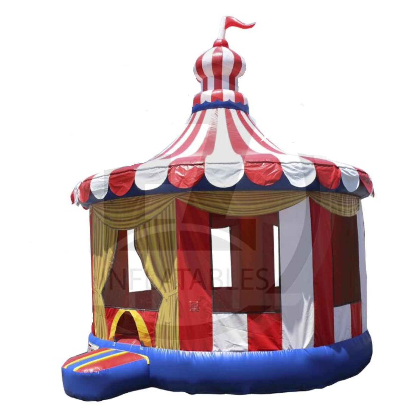 Carnival tent bounce house rental in Mequon, Cedarburg, Fox Point, and Bayside Wisconsin