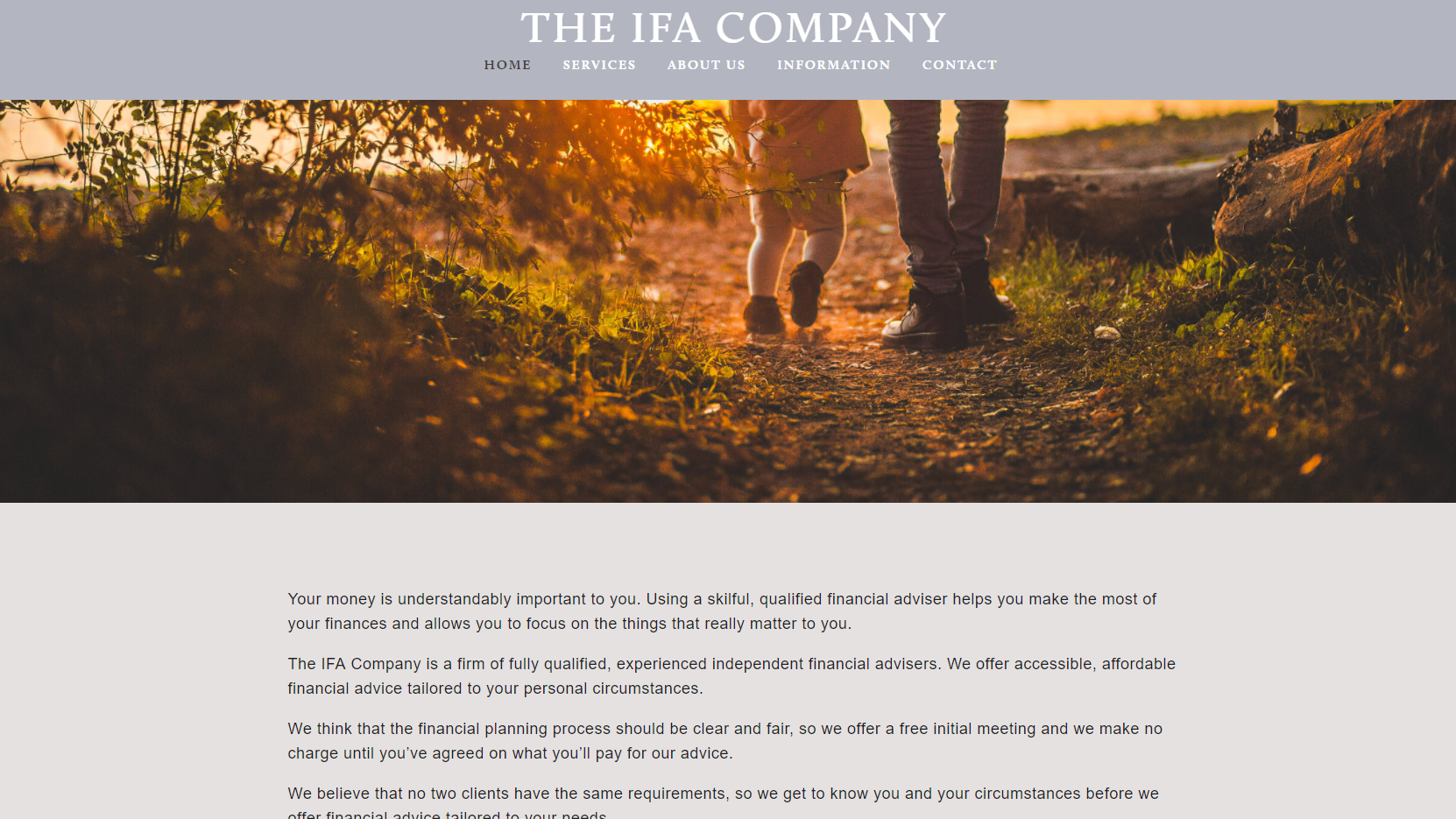 The IFA Company